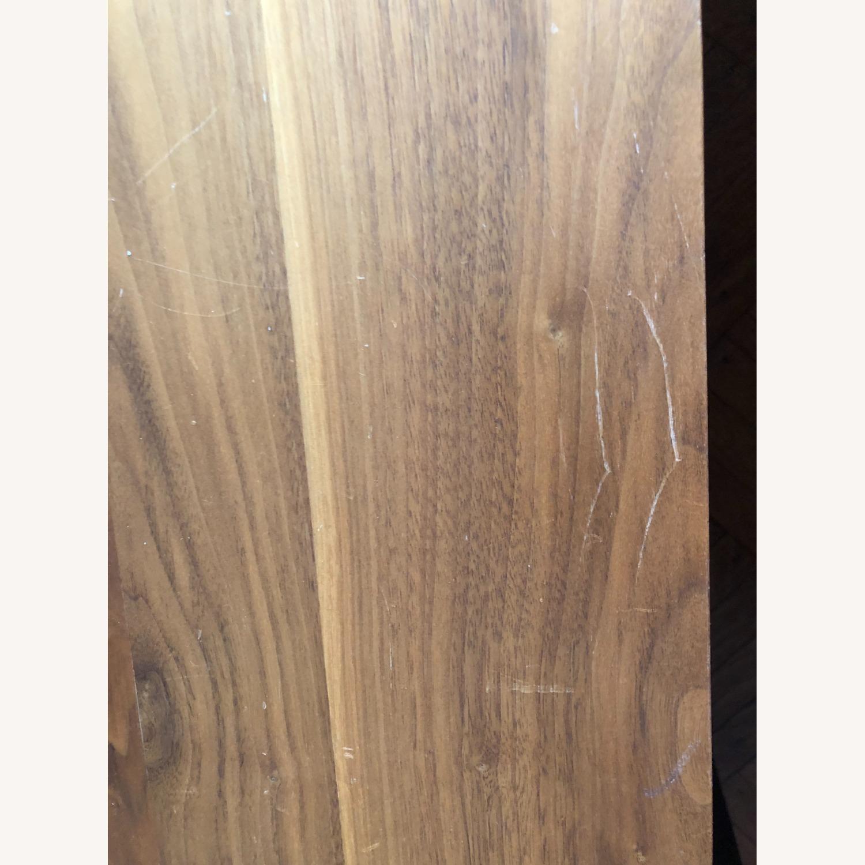 Room & Board Parsons Bench Wood/ Steel - image-5