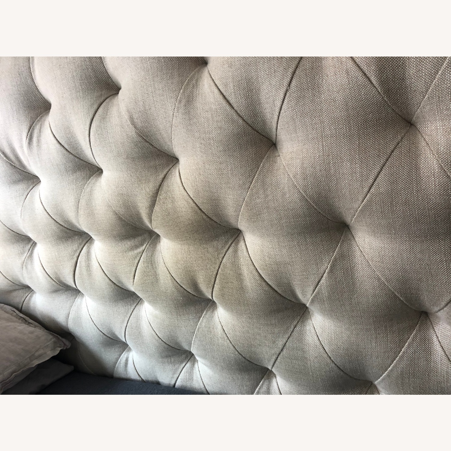 Restoration Hardware Chesterfield with Footboard - image-4
