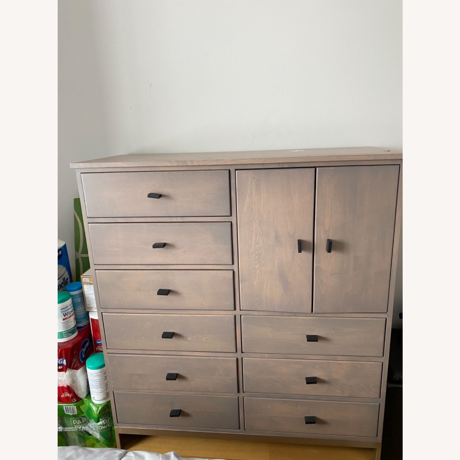 Room & Board Linear Armoire Cabinet - image-3