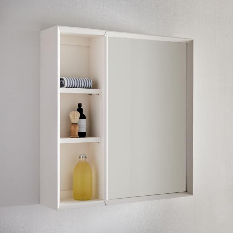 West Elm Mid-Century Open Medicine Cabinet  - image-1