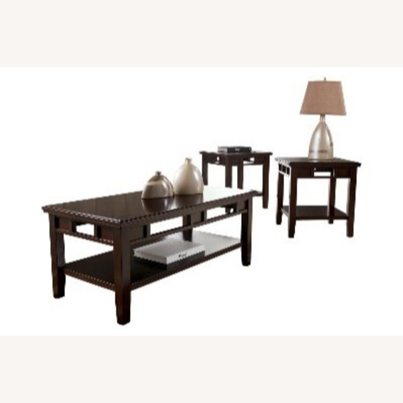 Ashley Furniture Logan Cocktail Table - image-0