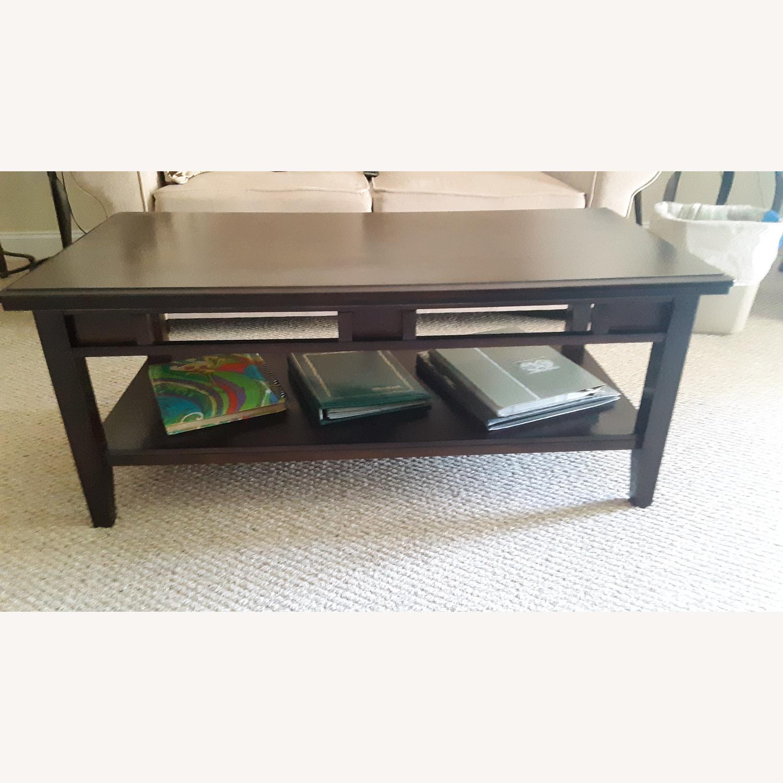 Ashley Furniture Logan Cocktail Table - image-1