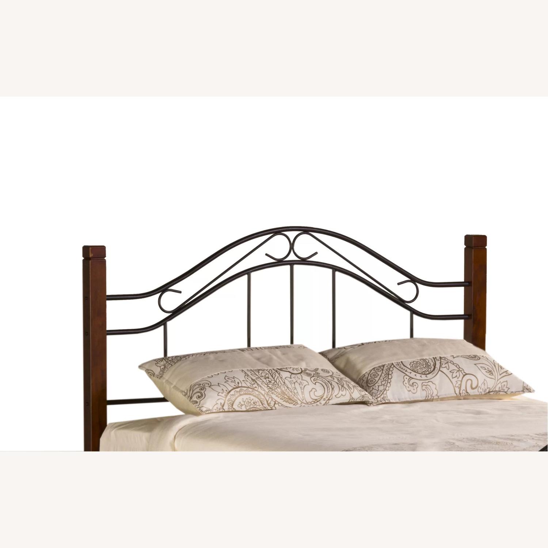 Macy's Open Frame Queen Bed - image-1