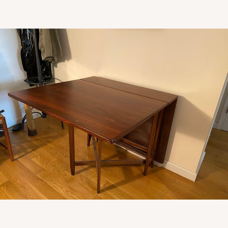Vintage Danish Gate-leg table - Rosewood - image-2