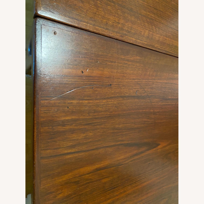 Vintage Danish Gate-leg table - Rosewood - image-5