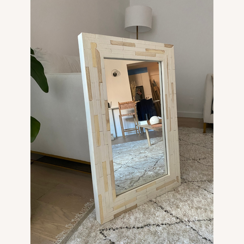 One Kings Lane Wood Mirror - image-2