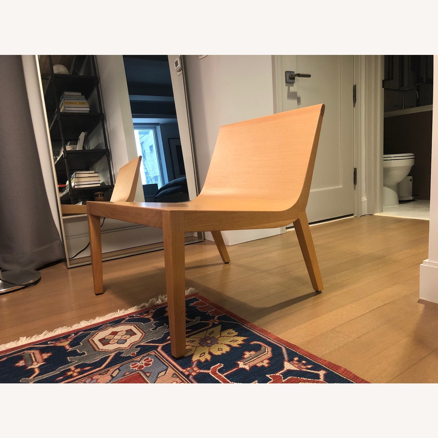 Andreu World RDL Lounge Chairs - image-1