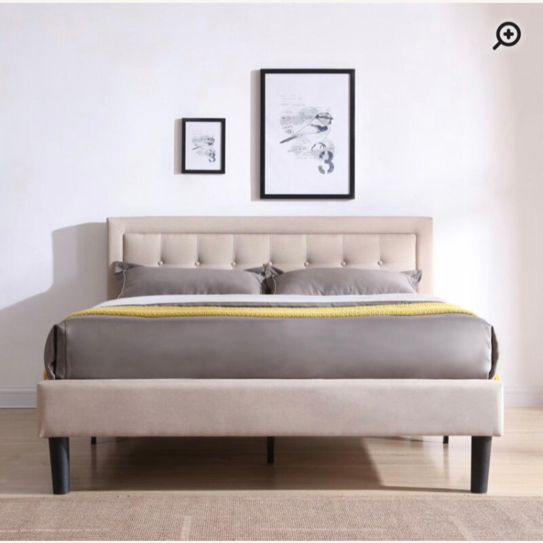 Wayfair Full Size Platform Bed Frame - image-1
