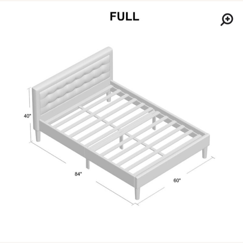 Wayfair Full Size Platform Bed Frame - image-2