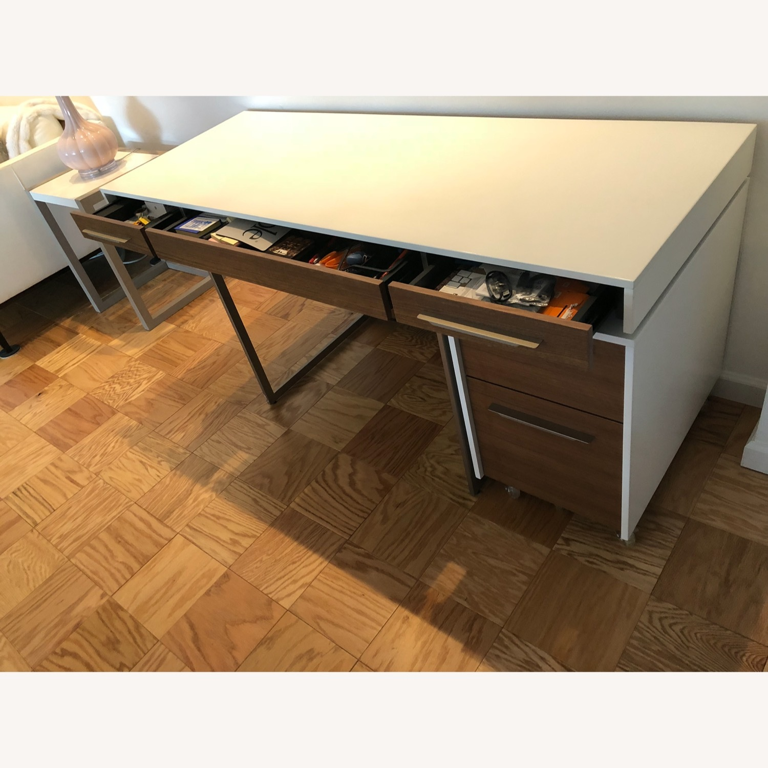 BDI Format Desk and Mobile File Pedestal - image-7