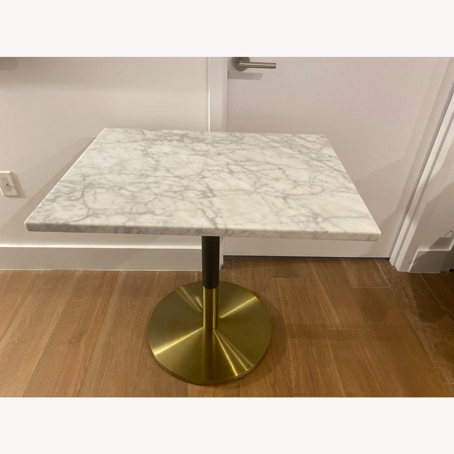 CB2 Marble Dining Table - image-4
