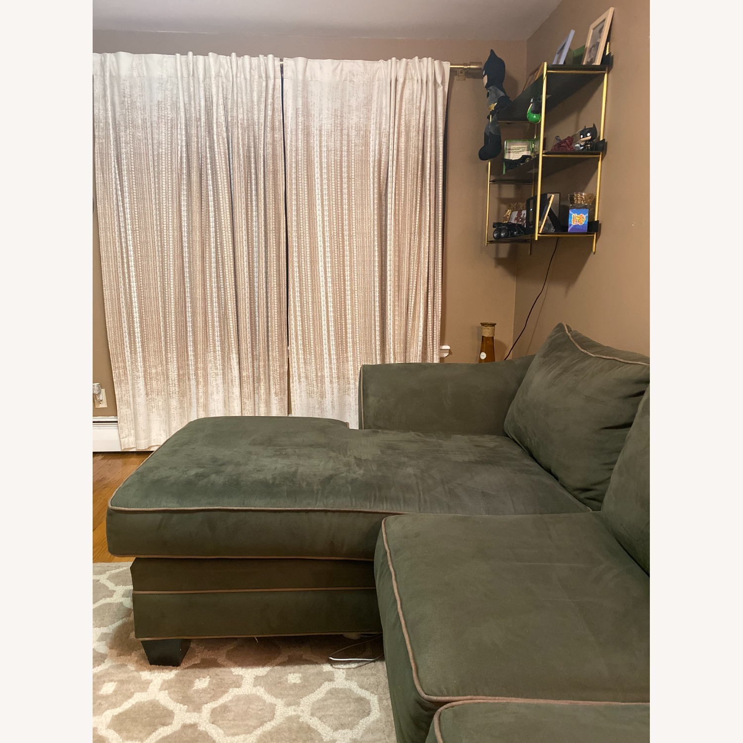 Raymour & Flanigan 2 Piece Sectional - image-4