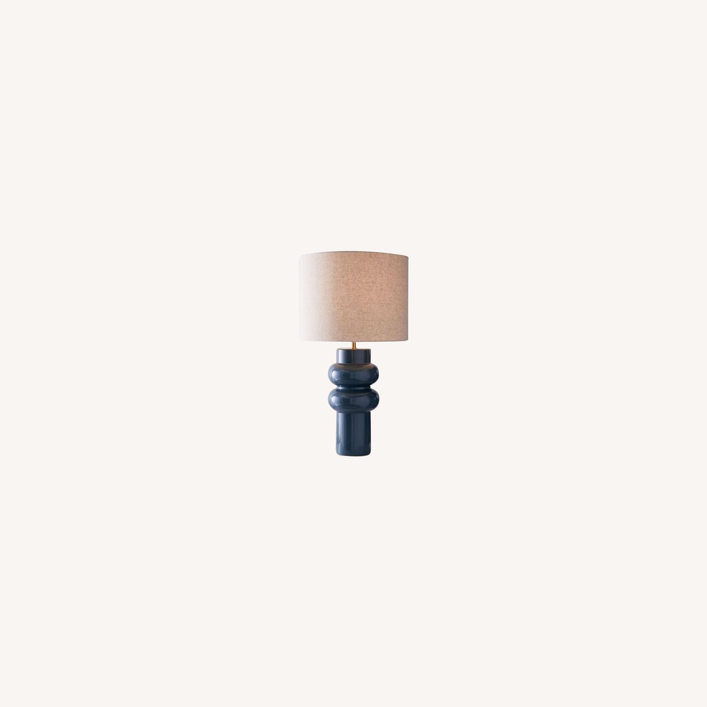 West Elm Modern Totem Table Lamp - image-0