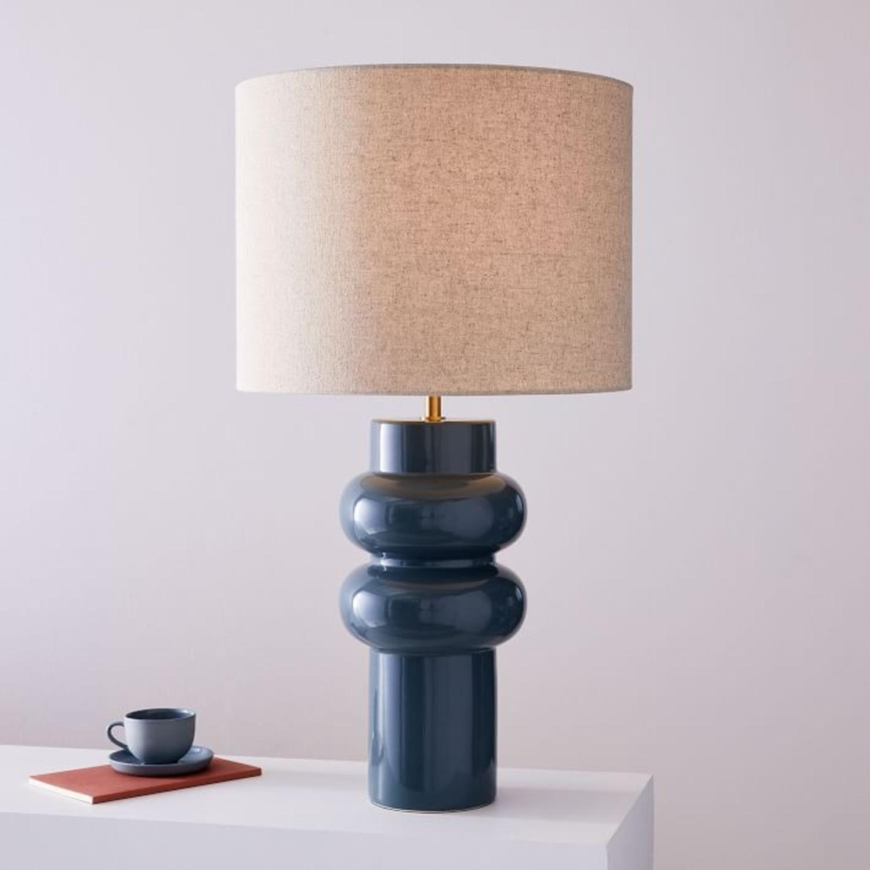 West Elm Modern Totem Table Lamp - image-1