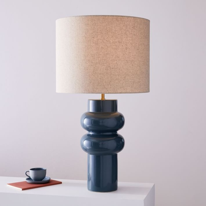 West Elm Modern Totem Table Lamp - image-2