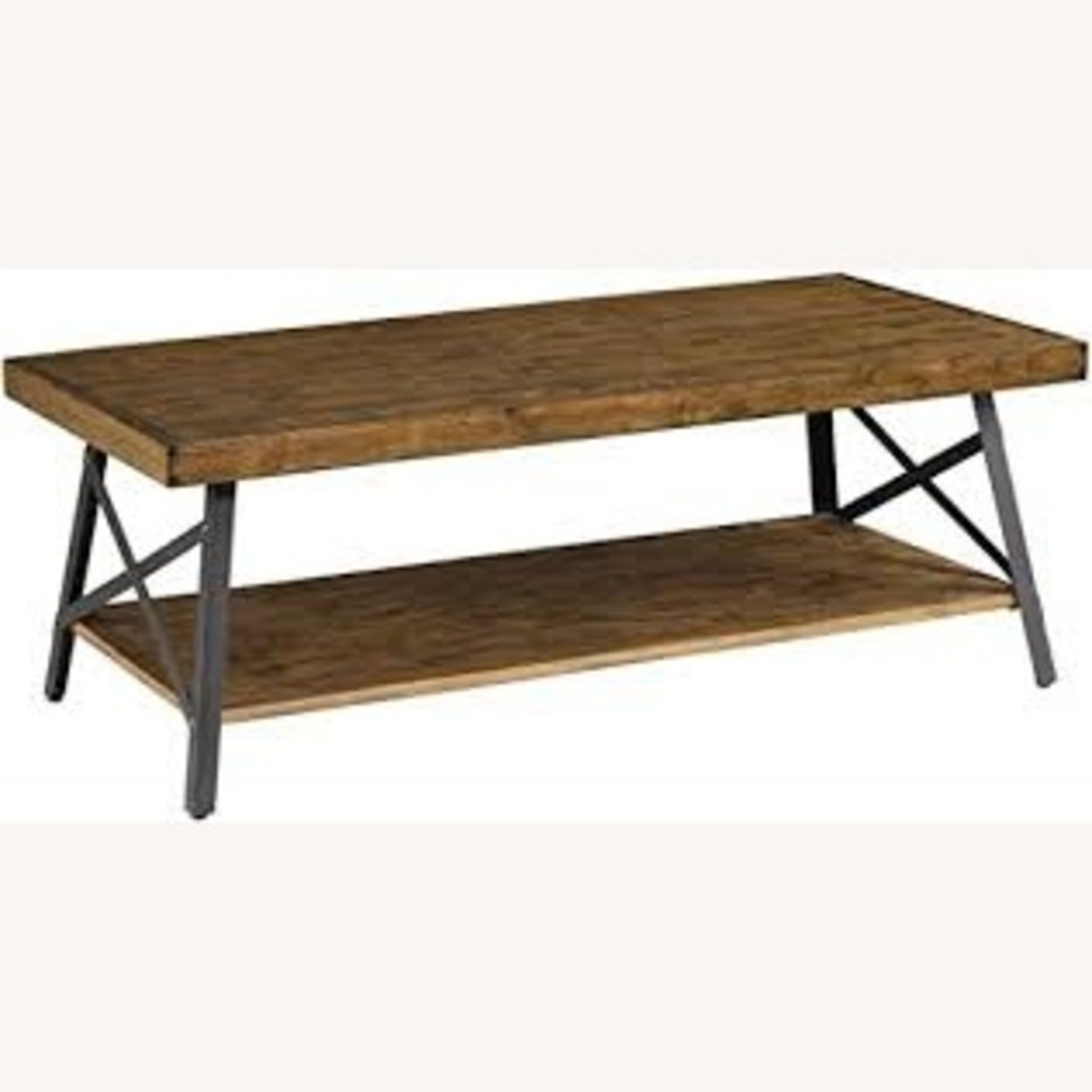 Reclaimed Wood Coffee Table - image-3
