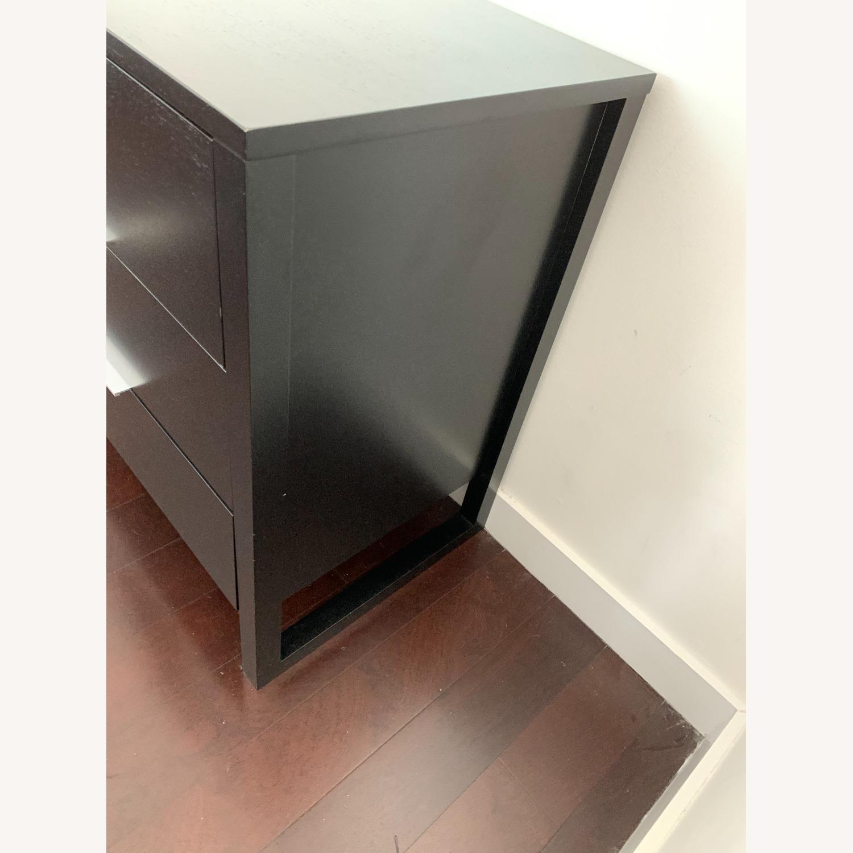 Crate & Barrel Loop 6 Drawer Dresser - image-4