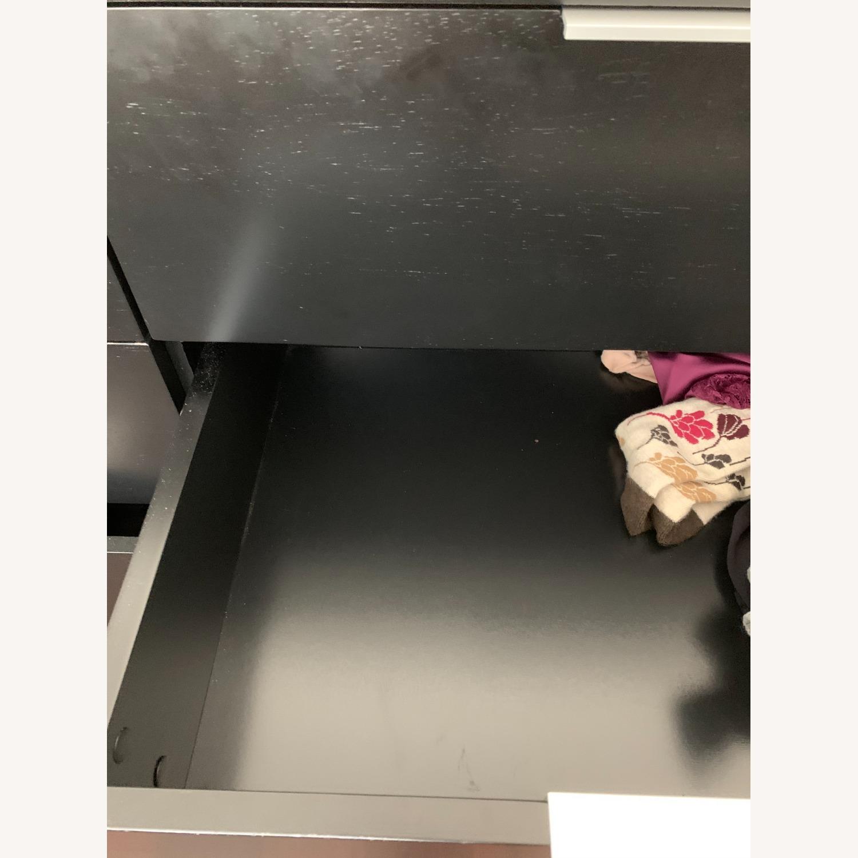 Crate & Barrel Loop 6 Drawer Dresser - image-7