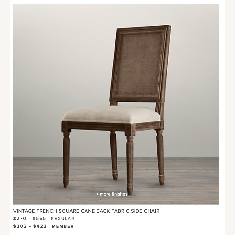 Restoration Hardware Dining Room Chairs - image-4