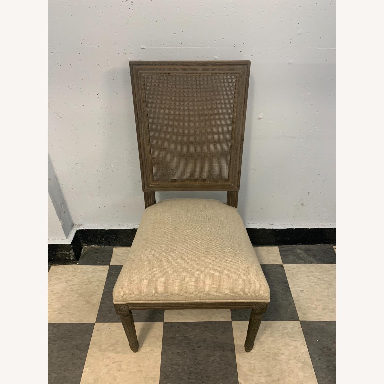 Restoration Hardware Dining Room Chairs - image-1