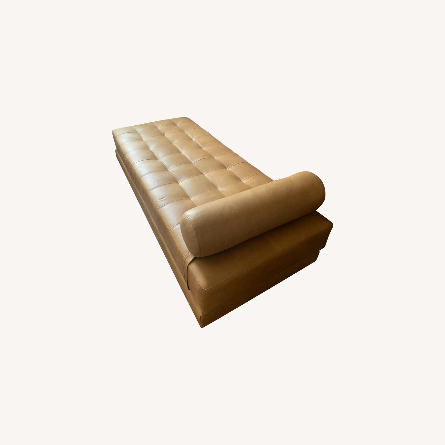 Article Leather Queen Daybed - image-0