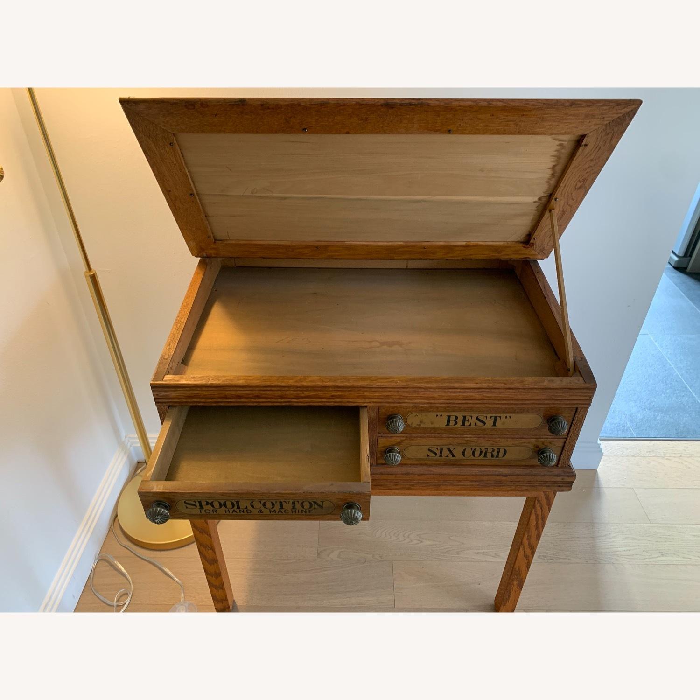 J.&P. Storage Desk (Antique) - image-4