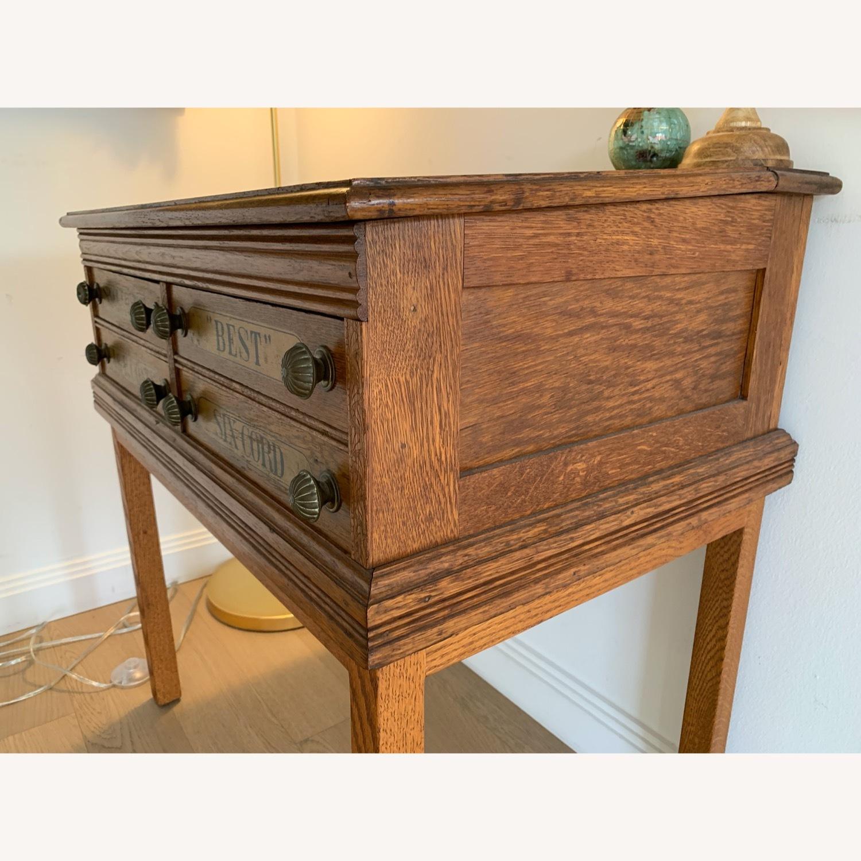 J.&P. Storage Desk (Antique) - image-1