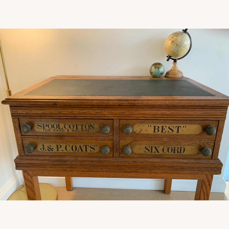 J.&P. Storage Desk (Antique) - image-2