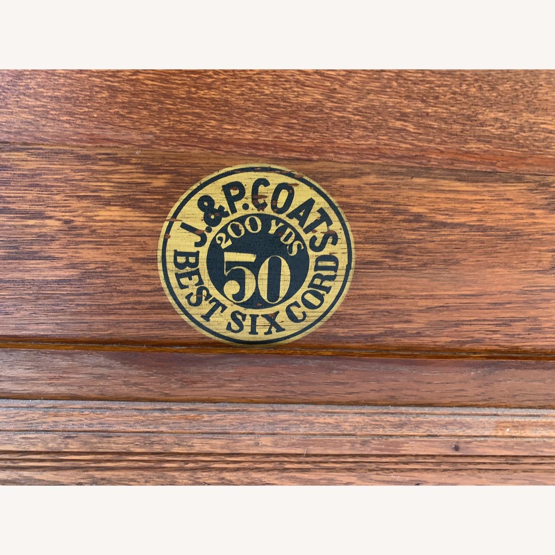 J.&P. Storage Desk (Antique) - image-5