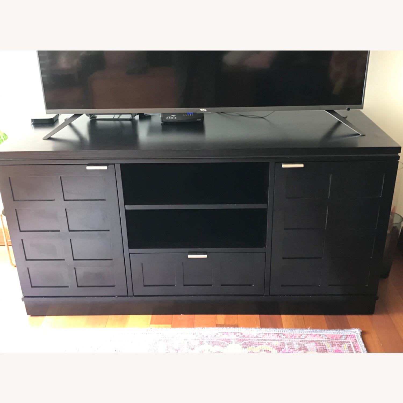 Crate and Barrel Arcade Media Storage - image-1