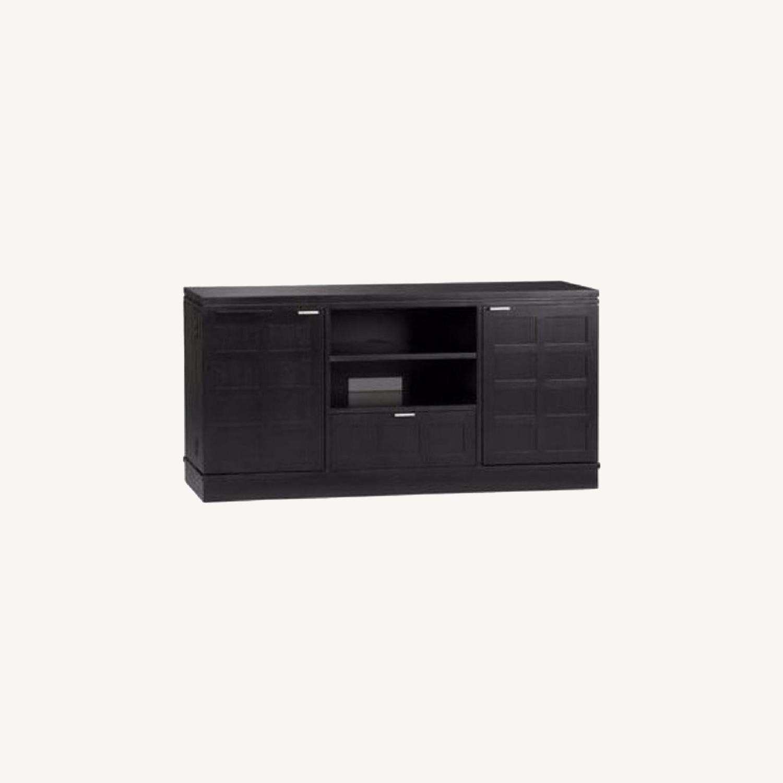 Crate and Barrel Arcade Media Storage - image-0