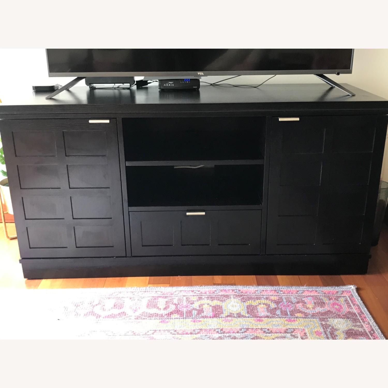 Crate and Barrel Arcade Media Storage - image-2