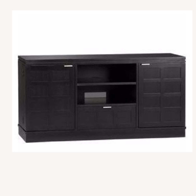 Crate and Barrel Arcade Media Storage - image-3