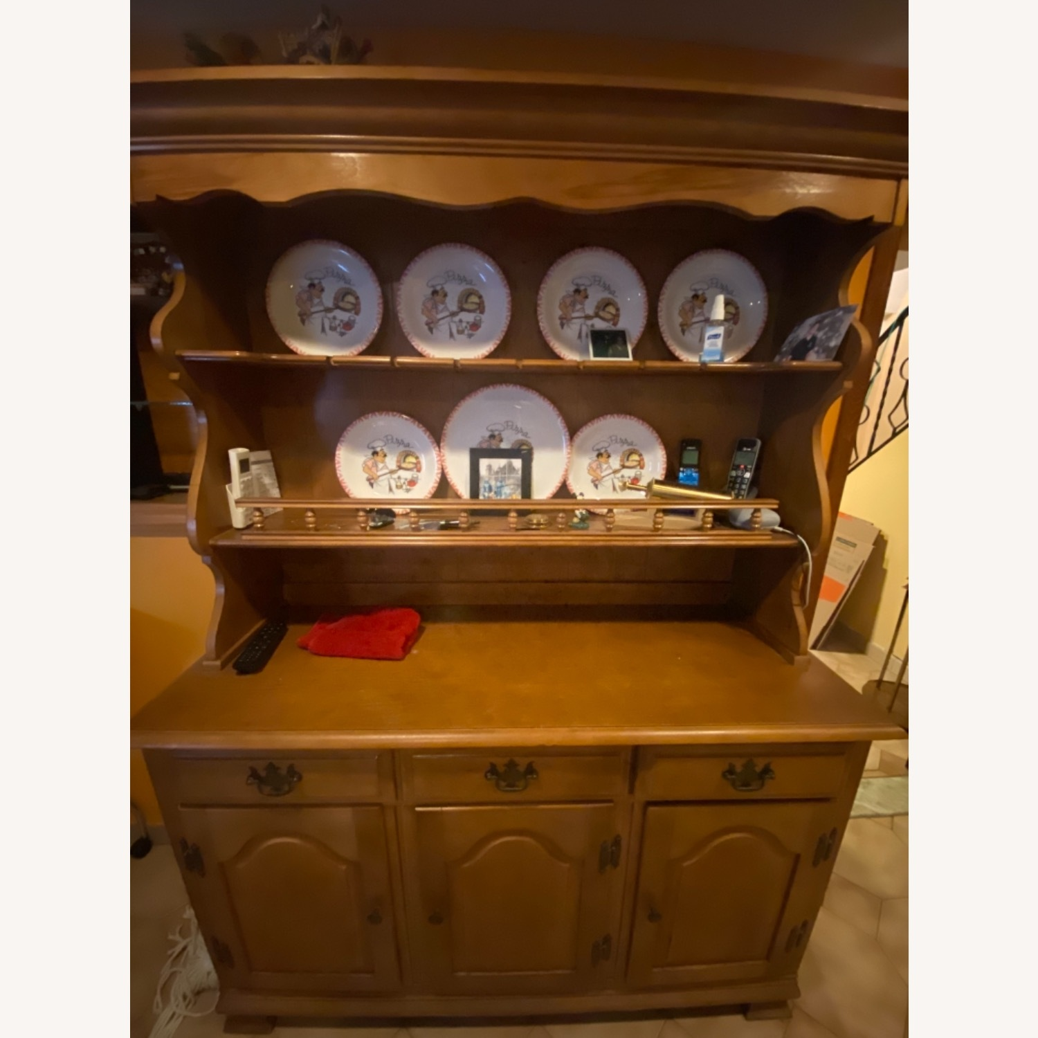 Wooden Hutch - image-1