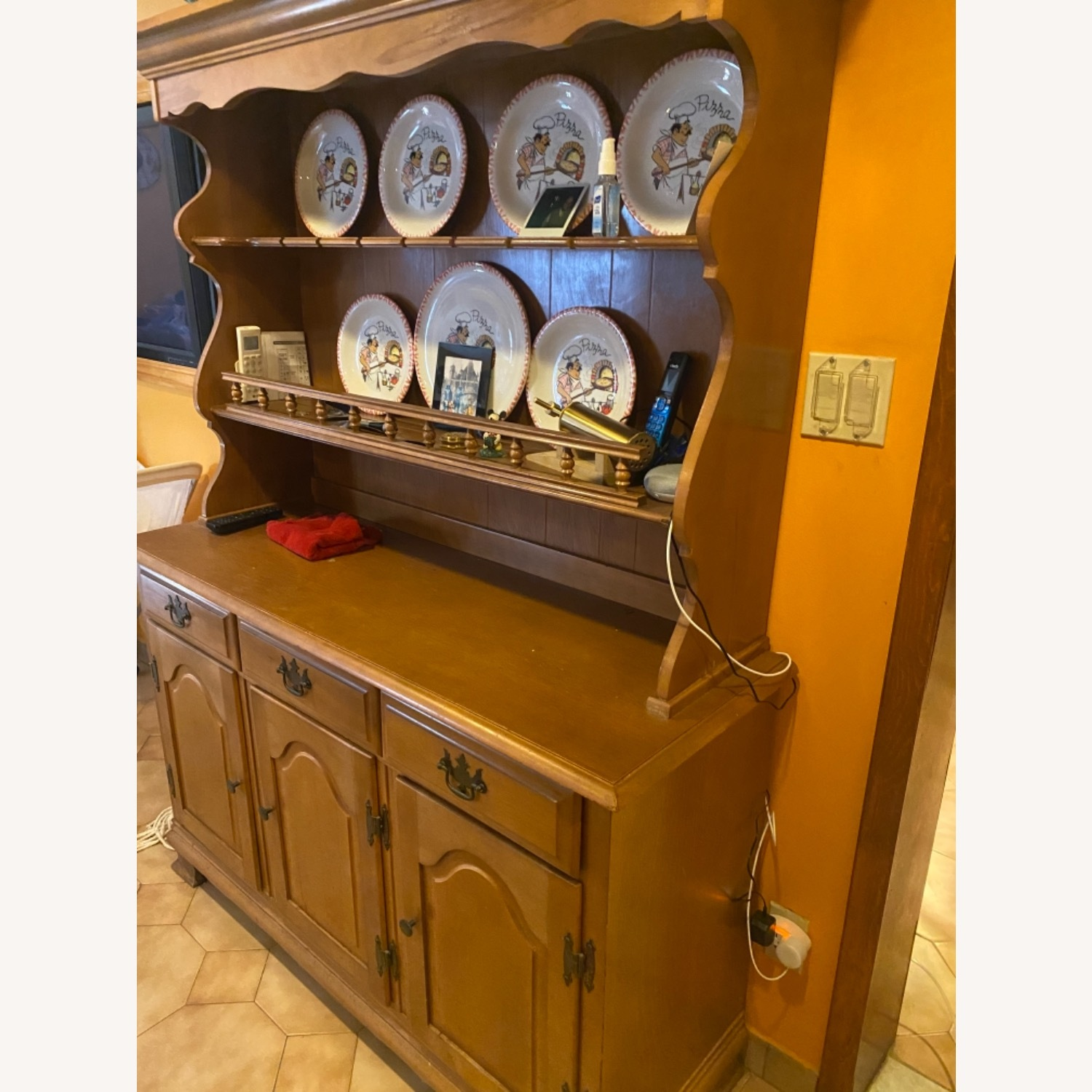 Wooden Hutch - image-3