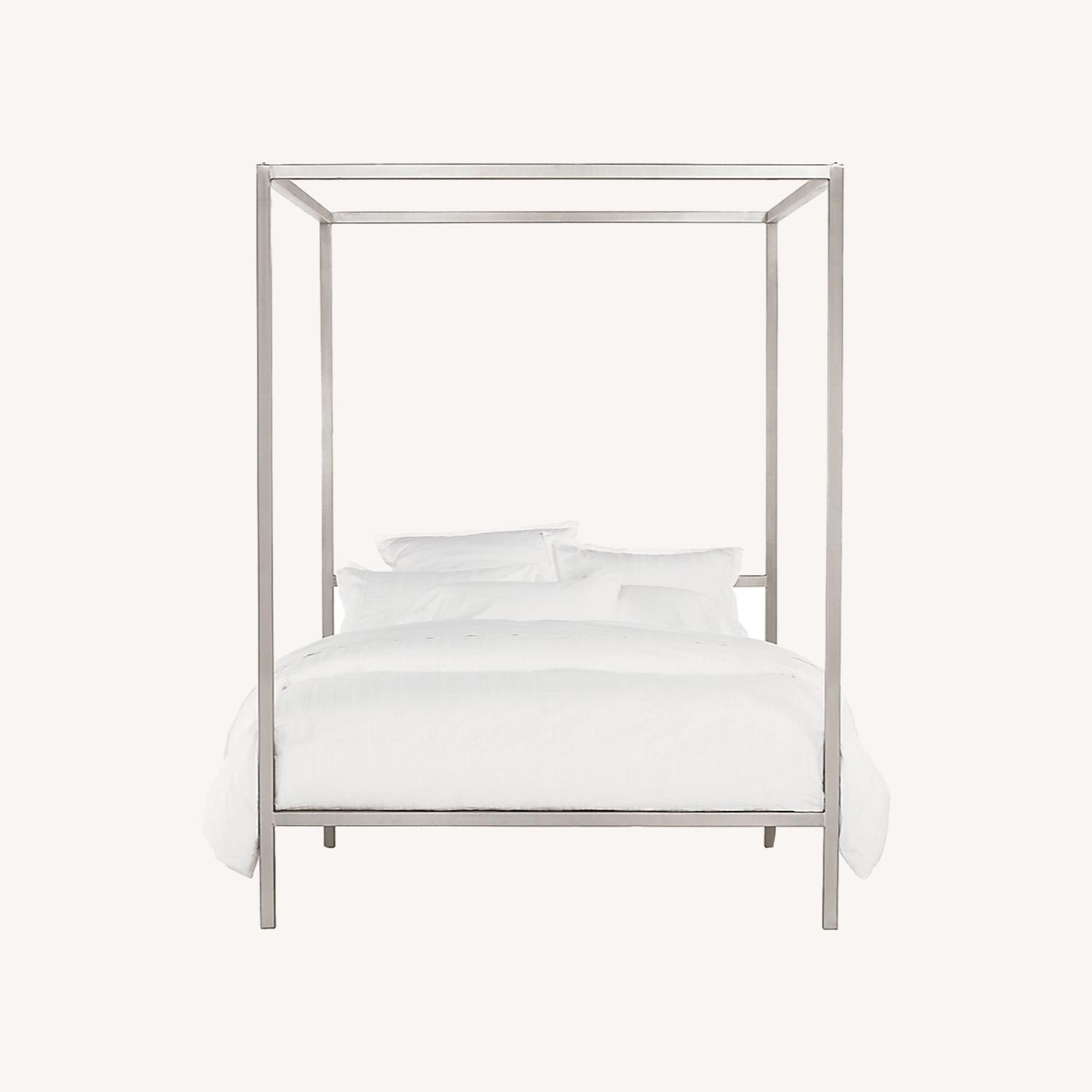 Room & Board Portica Queen Size Canopy Bed - image-0