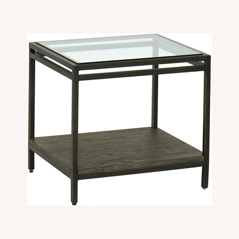 Keaton Bunching Table Glass Top - image-1