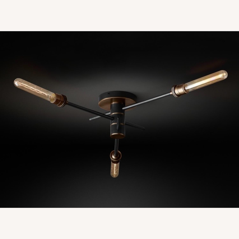 Restoration Hardware Edison Lightbulb Fixture - image-1