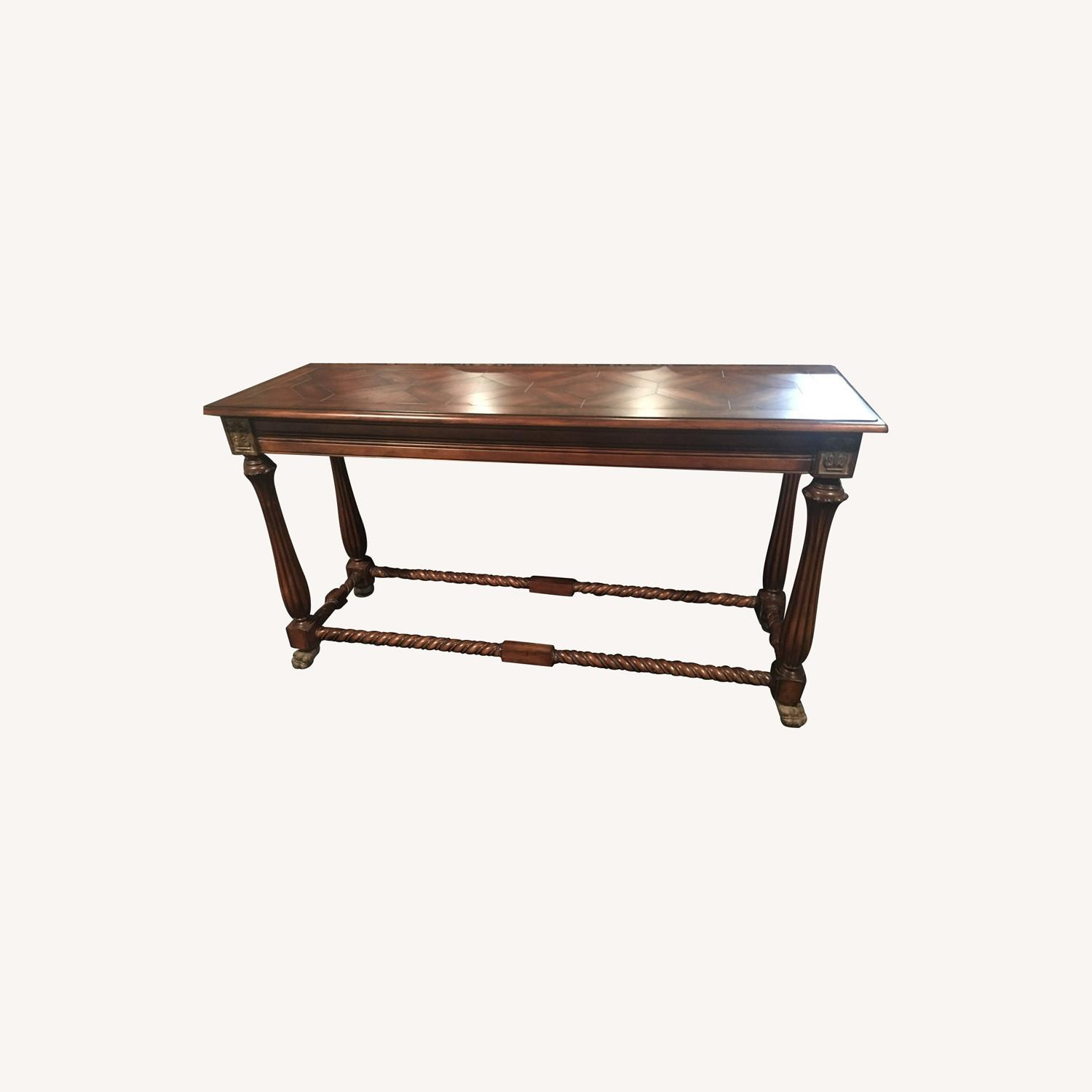 Domain Furniture Traditional Style Console - image-0