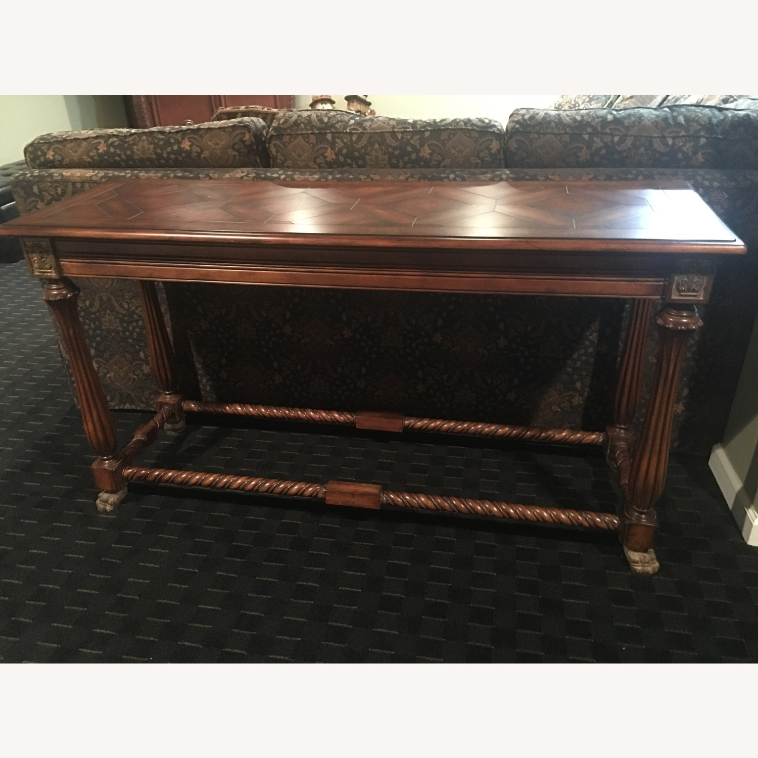Domain Furniture Traditional Style Console - image-1