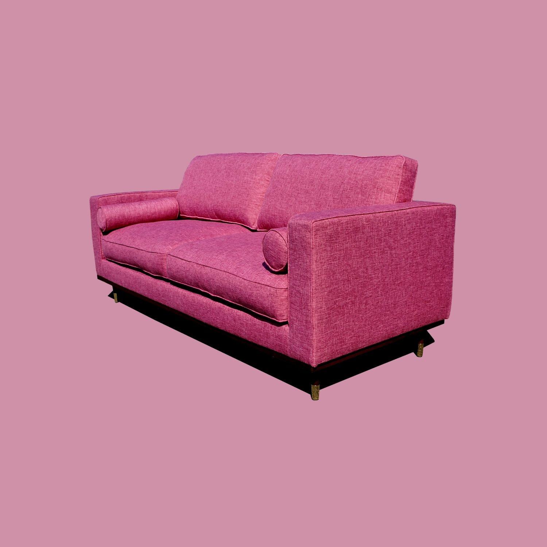 Brooklyn Space Introspect Mid-Century Modern Sofa - image-2