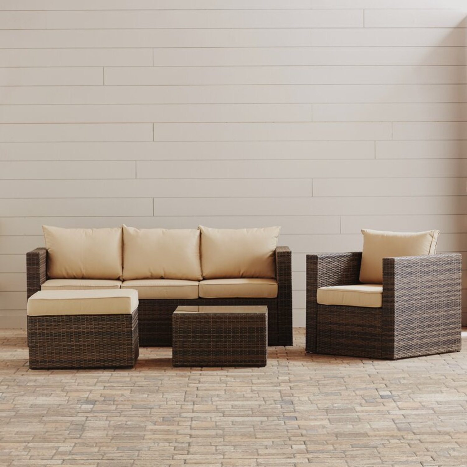 Mercury Row Outdoor Seating Set - image-1