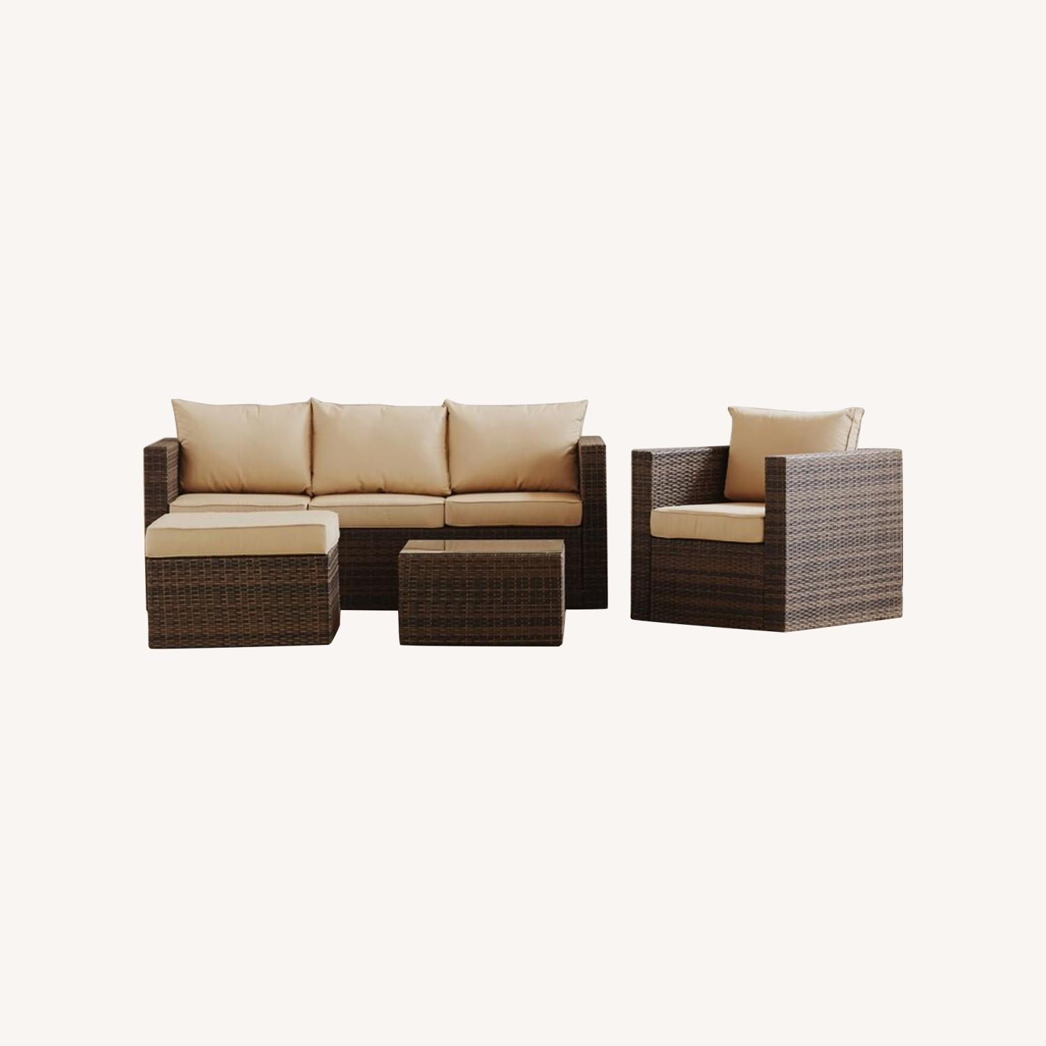 Mercury Row Outdoor Seating Set - image-0