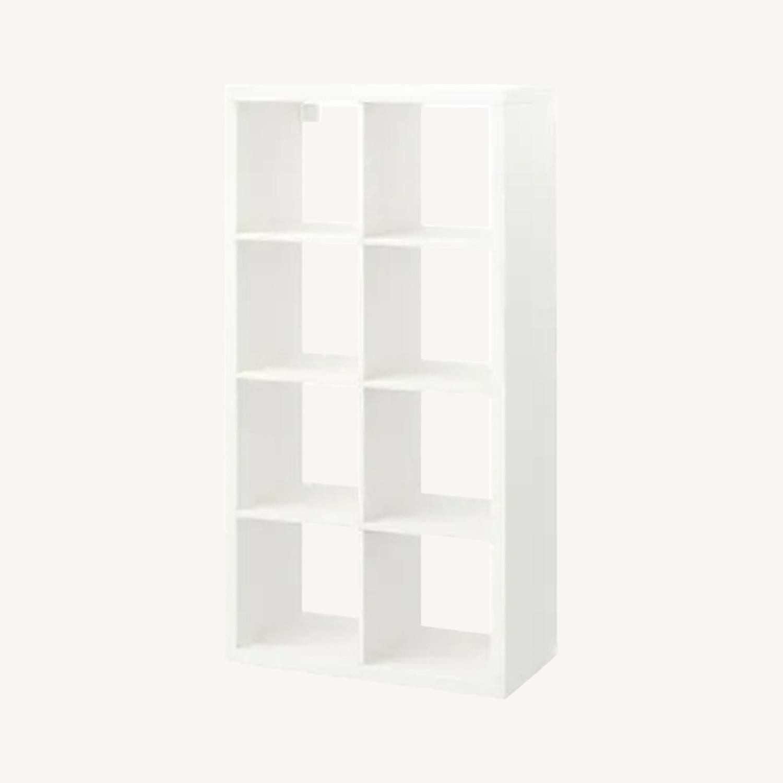 IKEA White Shelf - image-0