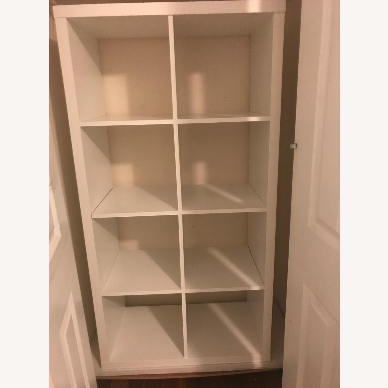 IKEA White Shelf - image-2