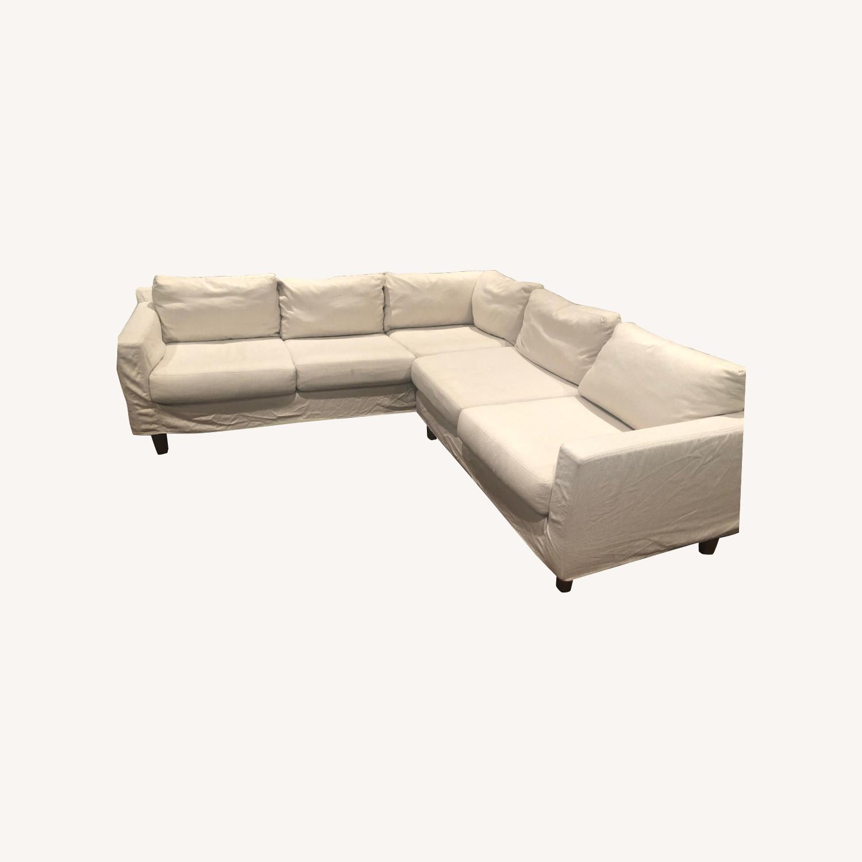 Mitchell Gold + Bob Williams Hunter Sectional Sofa - image-0