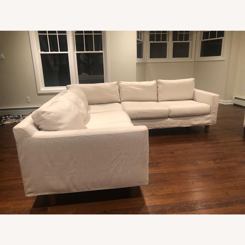 Mitchell Gold + Bob Williams Hunter Sectional Sofa - image-7