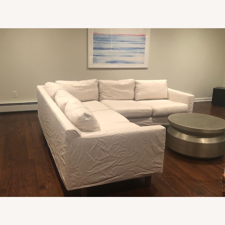 Mitchell Gold + Bob Williams Hunter Sectional Sofa - image-3