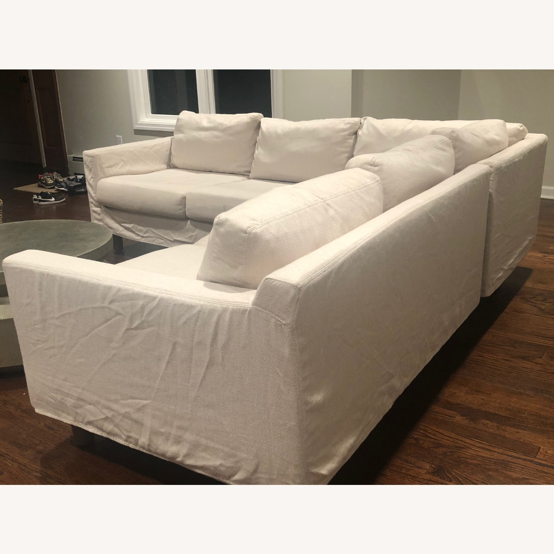 Mitchell Gold + Bob Williams Hunter Sectional Sofa - image-4