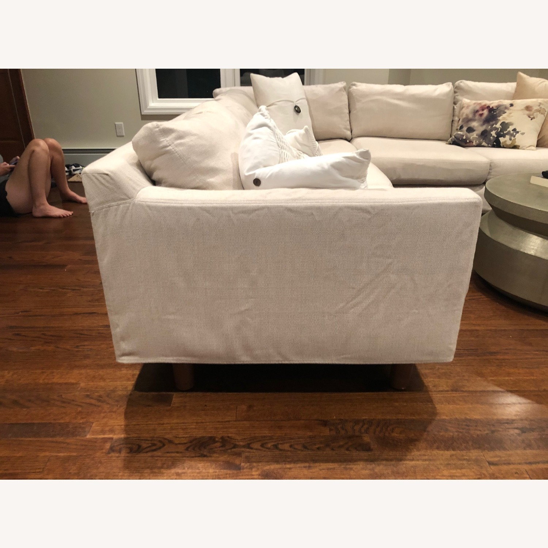 Mitchell Gold + Bob Williams Hunter Sectional Sofa - image-8
